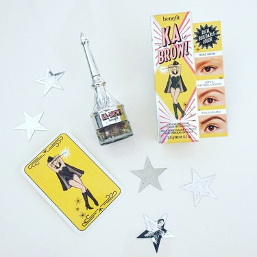 Benefit Cosmetics ka-BROW! Cream-Gel Eyebrow Color