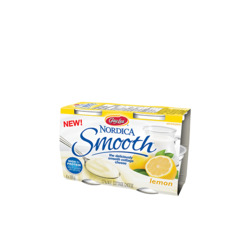 Gay Lea Nordica Smooth Cottage Cheese in Lemon