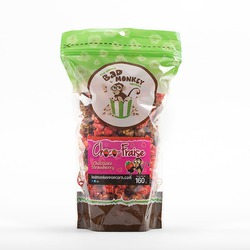 Bad Monkey Chocolate N Strawberry Popcorn