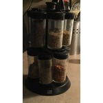 Home presence spice rack