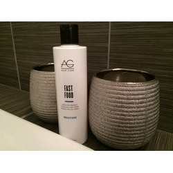 AG Fast Food Moisturizing & Sulfate free Shampoo