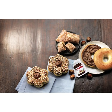 Tim Hortons Nutella Pastry Pockets
