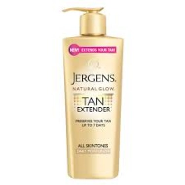 Jergens Natural Glow Tan Extender