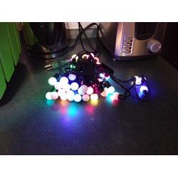 LeMorcy RGB Ball Light 17ft
