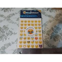 Highmount Most Popular Emoji Stickers 20 Sheets
