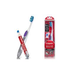 colgate toothbrush and whitening pen