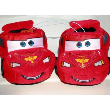Disney cars kids slippers