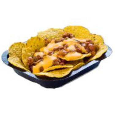 Wendy's Chili Cheese Nachos