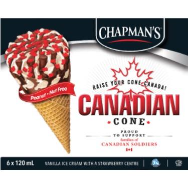 Chapman's Canadian Cone
