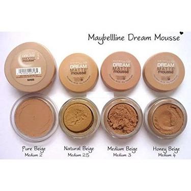 Maybelline Dream Matte Mousse Concealer
