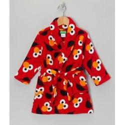 Elmo children's bathrobe