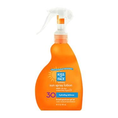 Kiss My Face Spray Sunscreen SPF 30