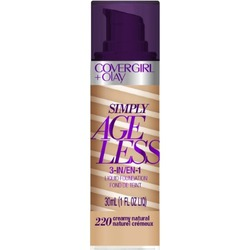 Ageless Covergirl Olay 220 Creamy Natural