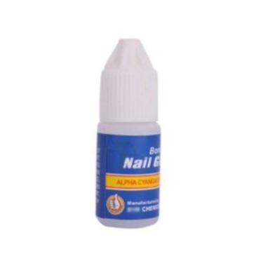 Sodial 3 Pcs Professional Nail Glue