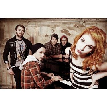 Paramore - Brand New Eyes