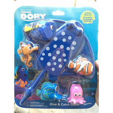 Finding Dory Mr Ray Dive Game