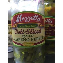 Mezzetta Deli Sliced Jalepeno Peppers