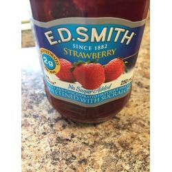 ED Smith Strawberry Jam Sweetened with sucralose