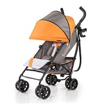 Summer Infant 3D-one Convenience Stroller Solar Orange