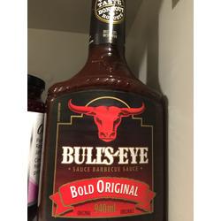 Bull's Eye Barbeque Sauce Original