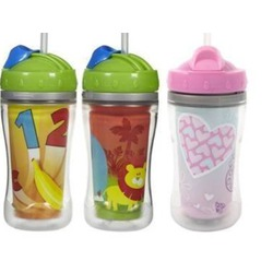 Playtex baby the insulator click n twist straw cup
