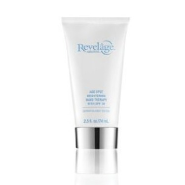 Arbonne Revelage Age Spot Brightening Hand Therapy with SPF 30