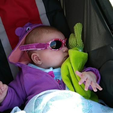 Sunglasses Baby Banz