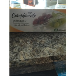 Compliments Snack Bags