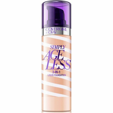 CoverGirl & Olay Simply Ageless Foundation