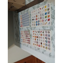 HighMount Emoji Stickers 28 Sheets