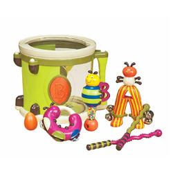 Battat B Parum Pum Pum Drum and Musical Set