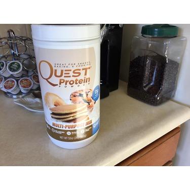 Quest Nutrition Cinnamon Crunch Protein Powder