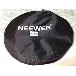 "Neewer® Pro 2-in-1 43.3""/110cm Round Collapsible Reflector Diffuser"