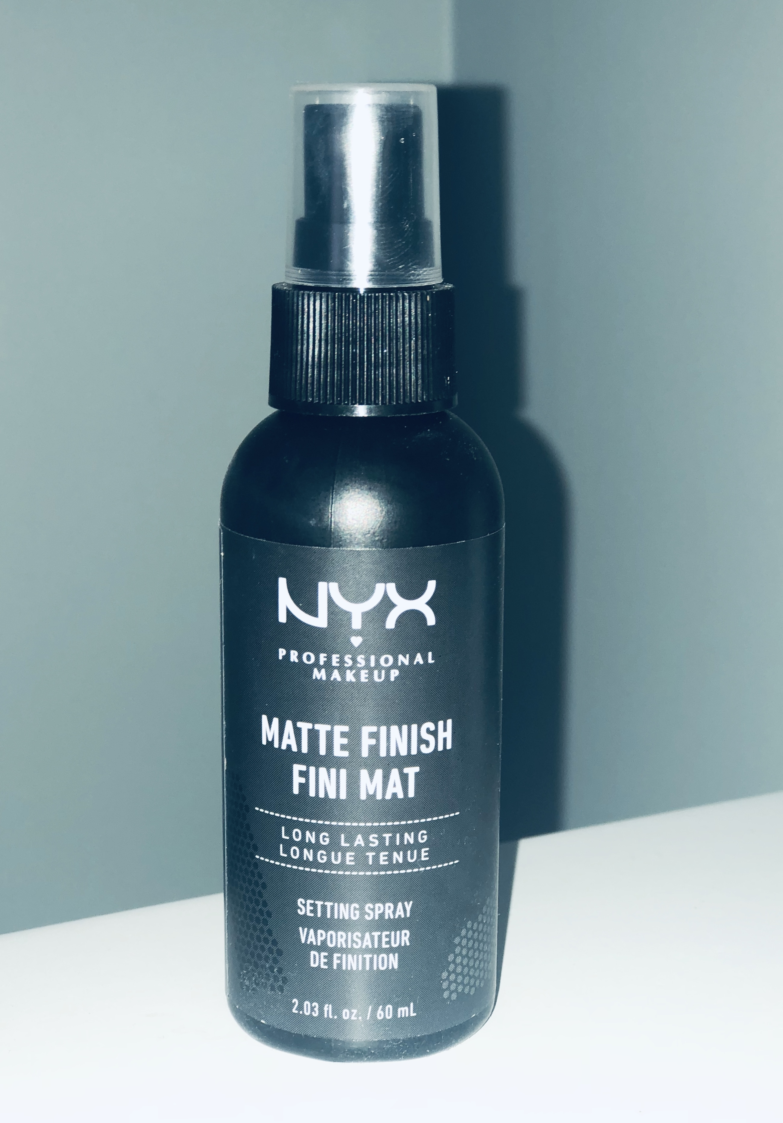 Nyx Matte Finish Makeup Setting Spray Reviews In Setting