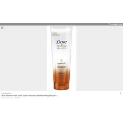 Dove Advanced Hair Series Quench Absolute Shampoo
