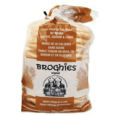 Broghies Pop Bread