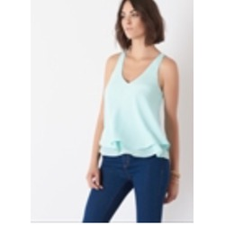Blue Tiered tank from Dynamite