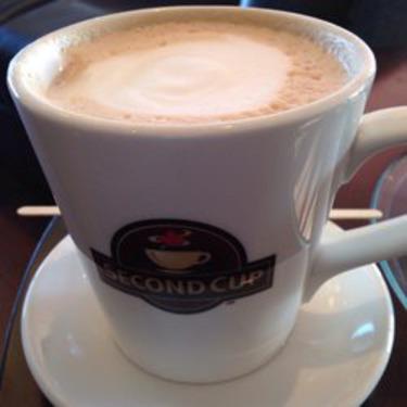 Second cup chai latte