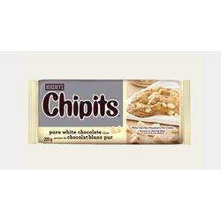 Hershey's chipits pure white chocolate