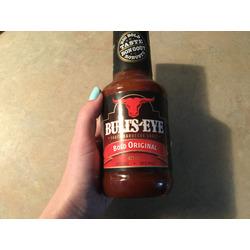 Bullseye bold original bbq sauce