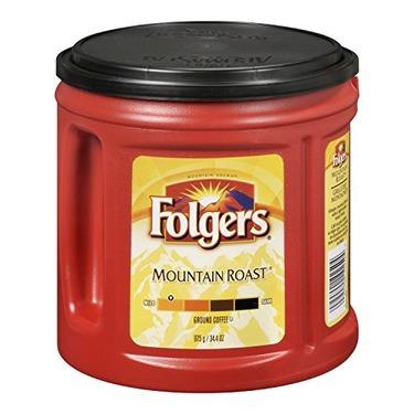 Folgers Mountain Grown