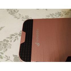 Fosmon HYBO-SLOT Slim Hybrid Hard Cover iPhone SE Case
