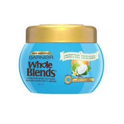 Garnier Whole Blends Coconut Water and Vanilla Milk Hair Mask