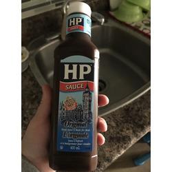HP sauce regular