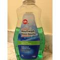 Life brand mouthwash- fresh mint