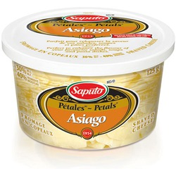 Saputo Asiago Petals Shaved Cheese
