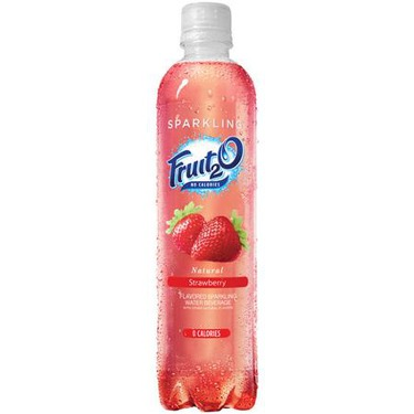 Fruit 2 O sparkling water Strawberry