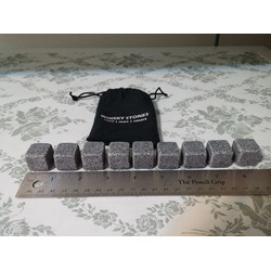 EchoAcc 9 PCS Whisky Ice Stones