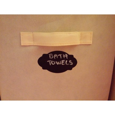 Sunshines 80pcs 2 Liquid Chalk Marker Chalkboard Blackboard Label Stickers