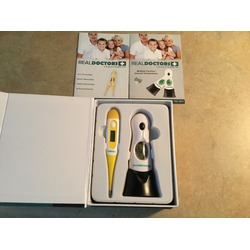 Real Doctors Medical Digital Thermometer
